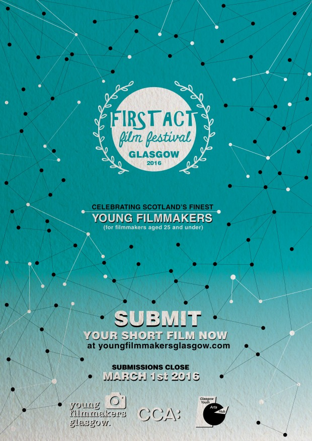 Submit now to Scotland's best new film festival!